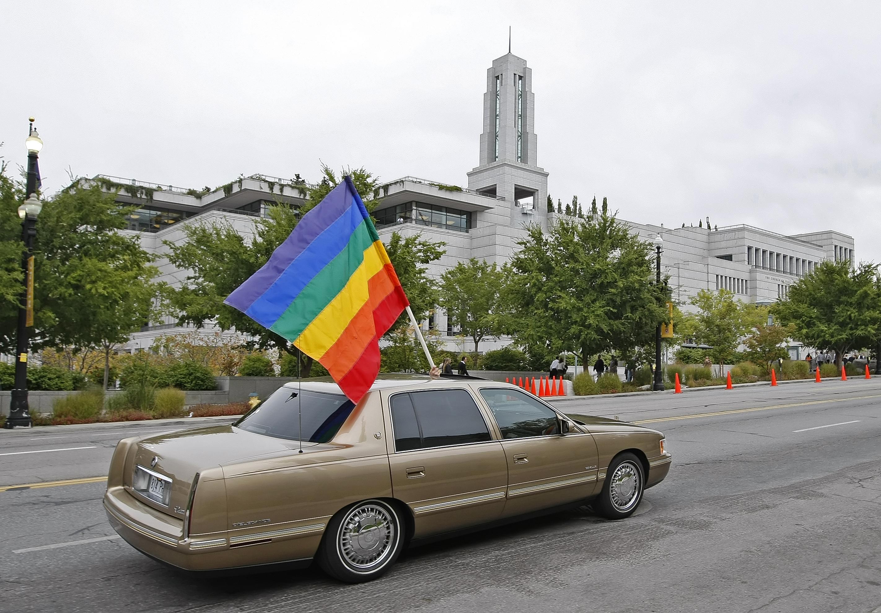 Mormon Church & Political Contributions