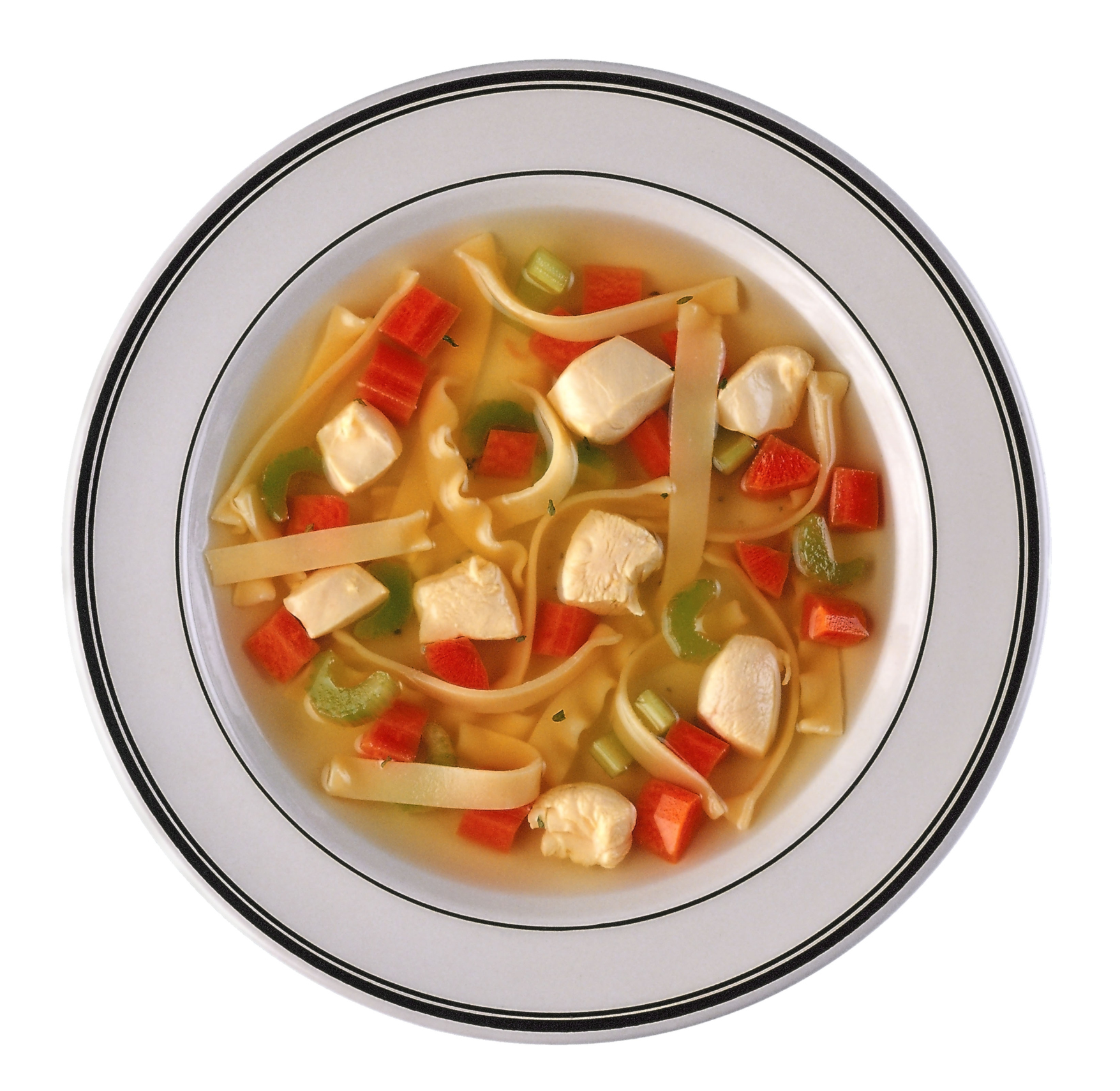 Eat soups - lose weight properly