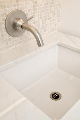 slow drain bathroom sink bathroom sink drain remedy home guides sf gate 20440