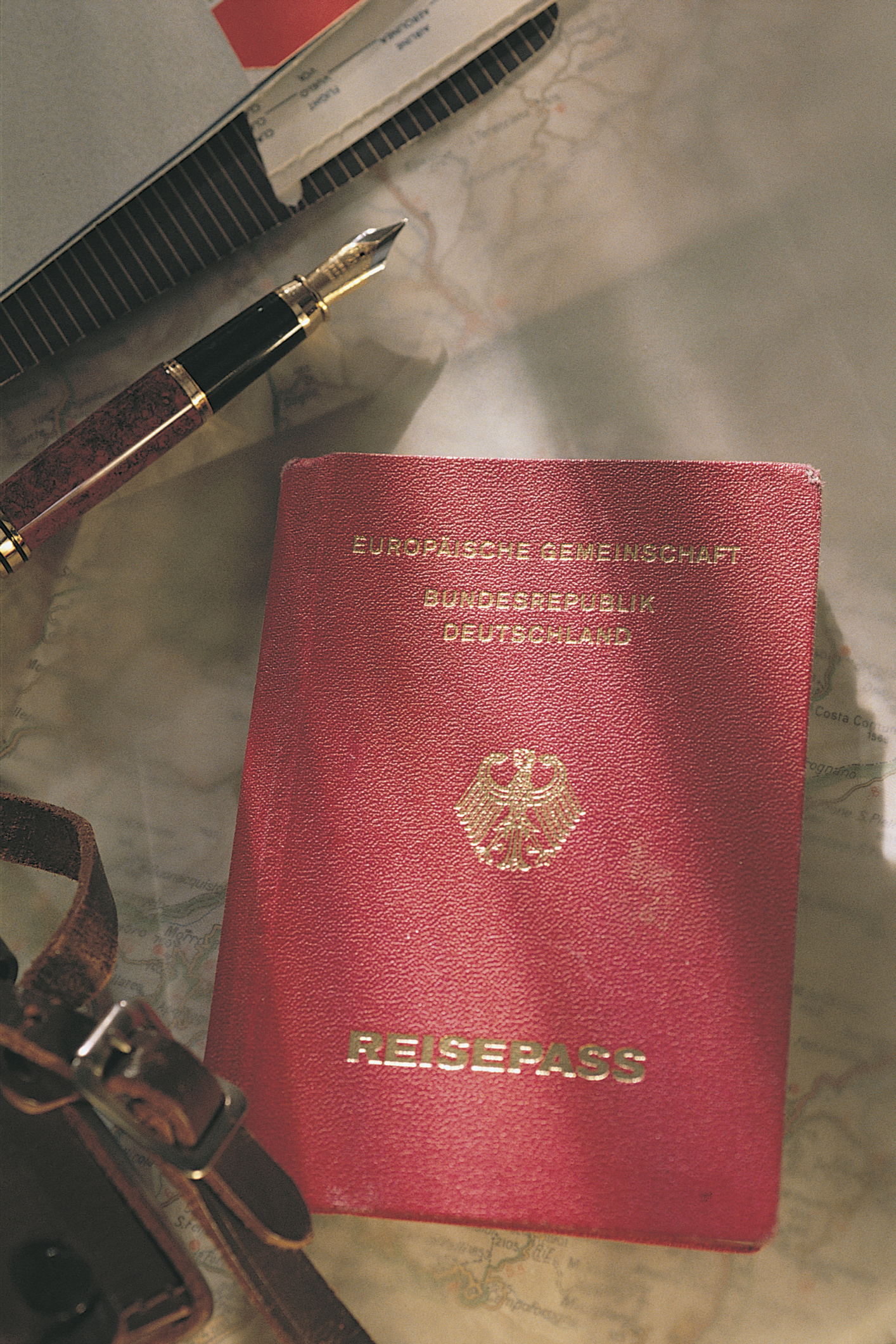 How to Renew My German Passport in the USA | USA Today