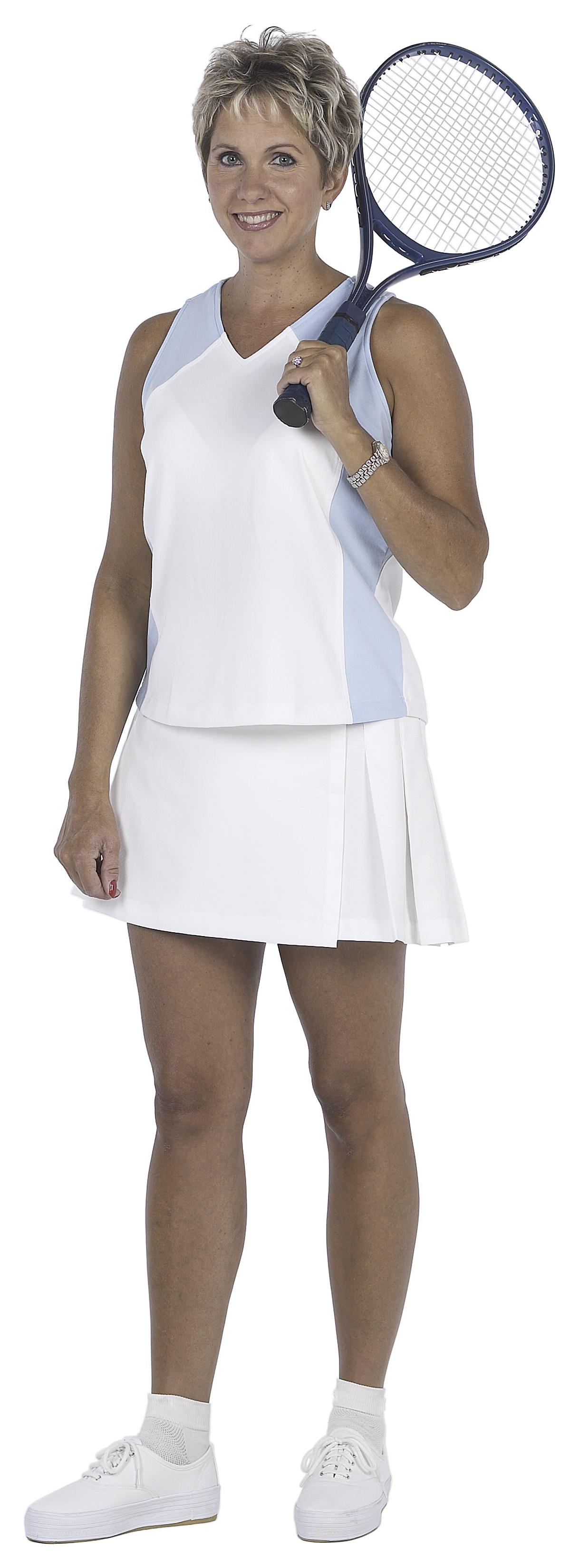 envío complementario grandes ofertas en moda mejor mayorista Cual es la vestimenta apropiada para el tenis?   Muy Fitness
