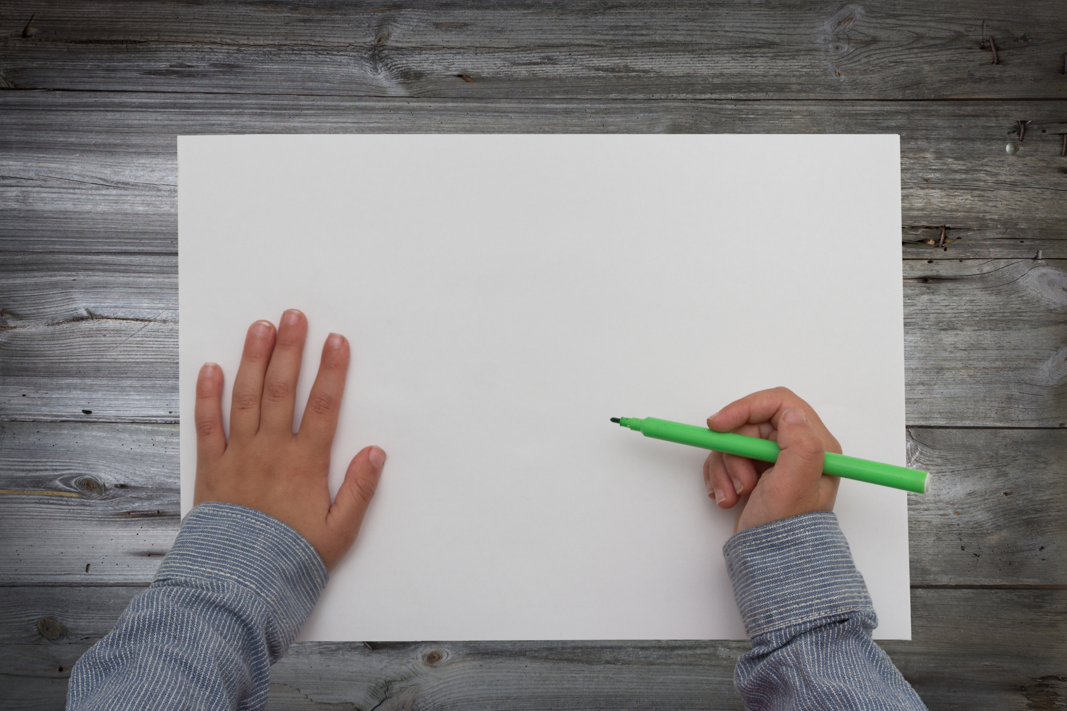 How to Improve a 5-Year-Old's Handwriting and Reading