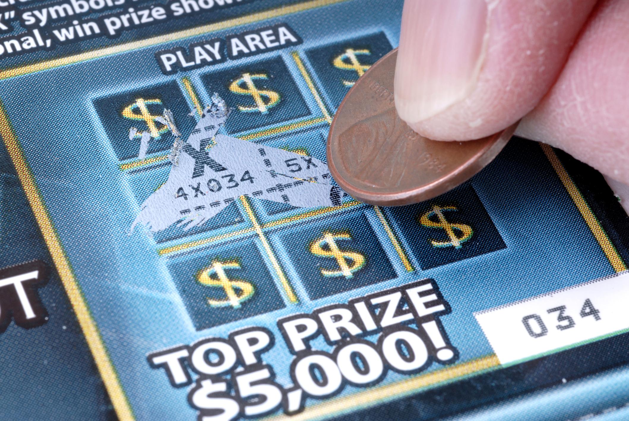 Taxes on New York Lotto Winnings   Pocketsense