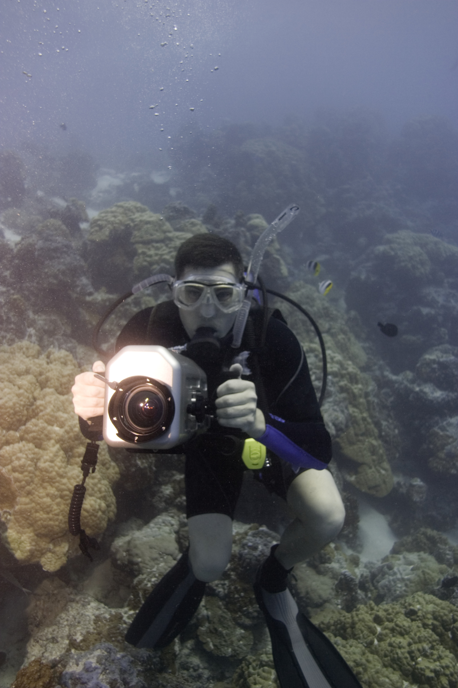 Underwater Photographer Pay Scale