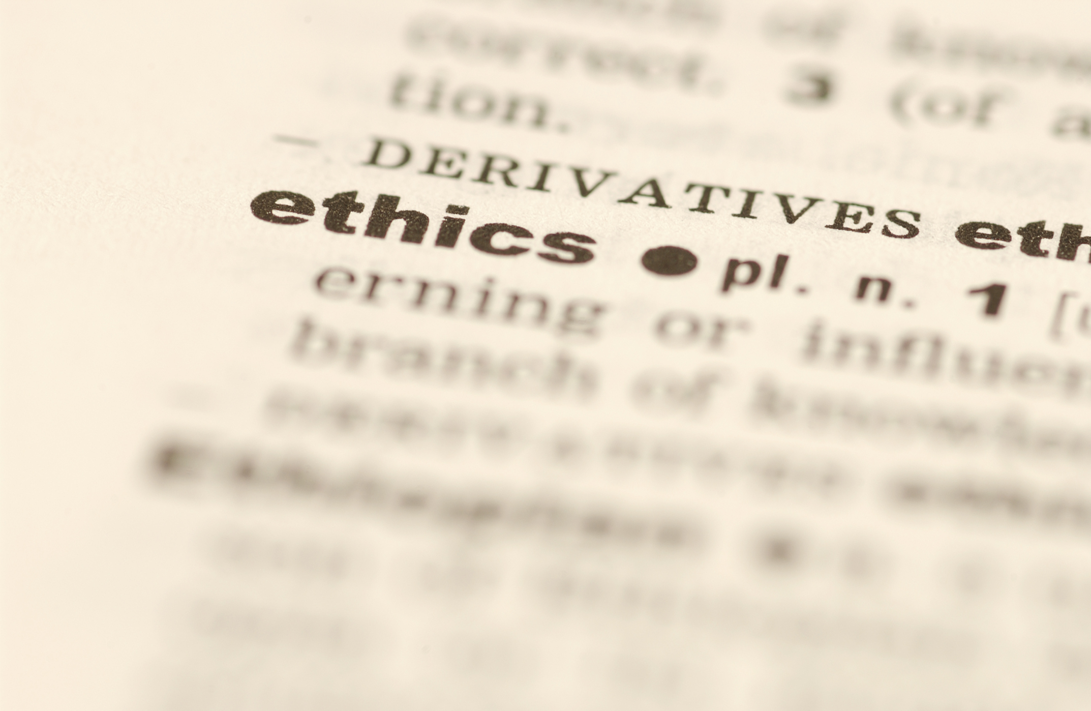 define compromise of ethics | bizfluent