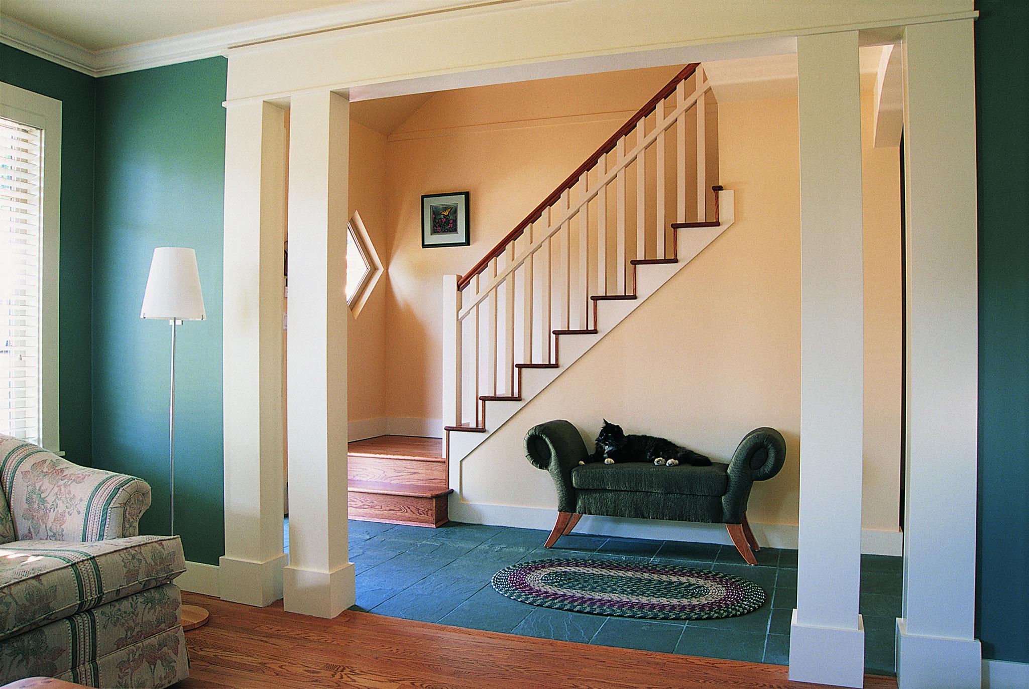 American Interior Painting Techniques