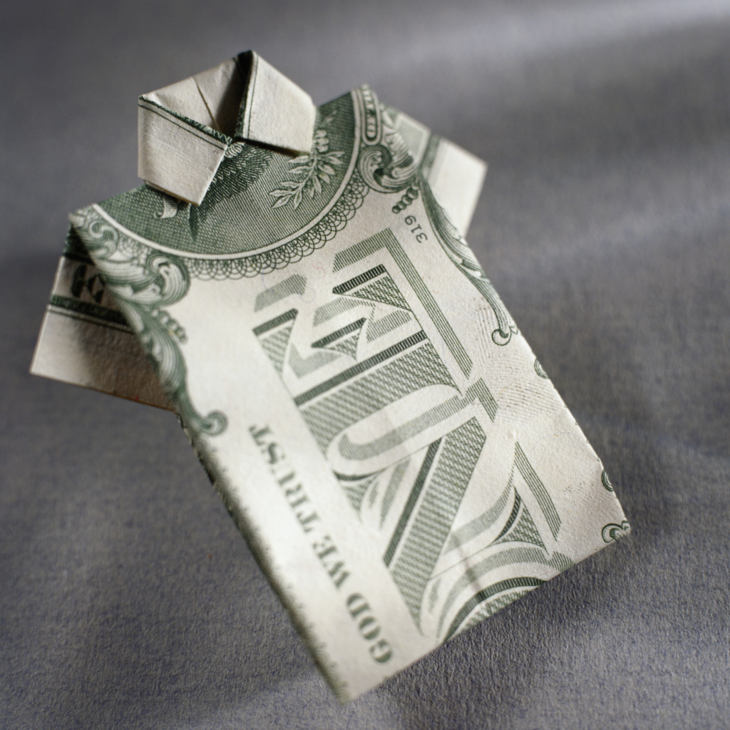 How to Fold Dollar Bill Pants : 6 Steps - Instructables | 1024x1024
