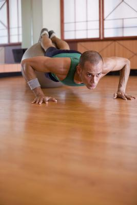 A Pull-Up and Push-Up Routine to Build Strength | Chron com