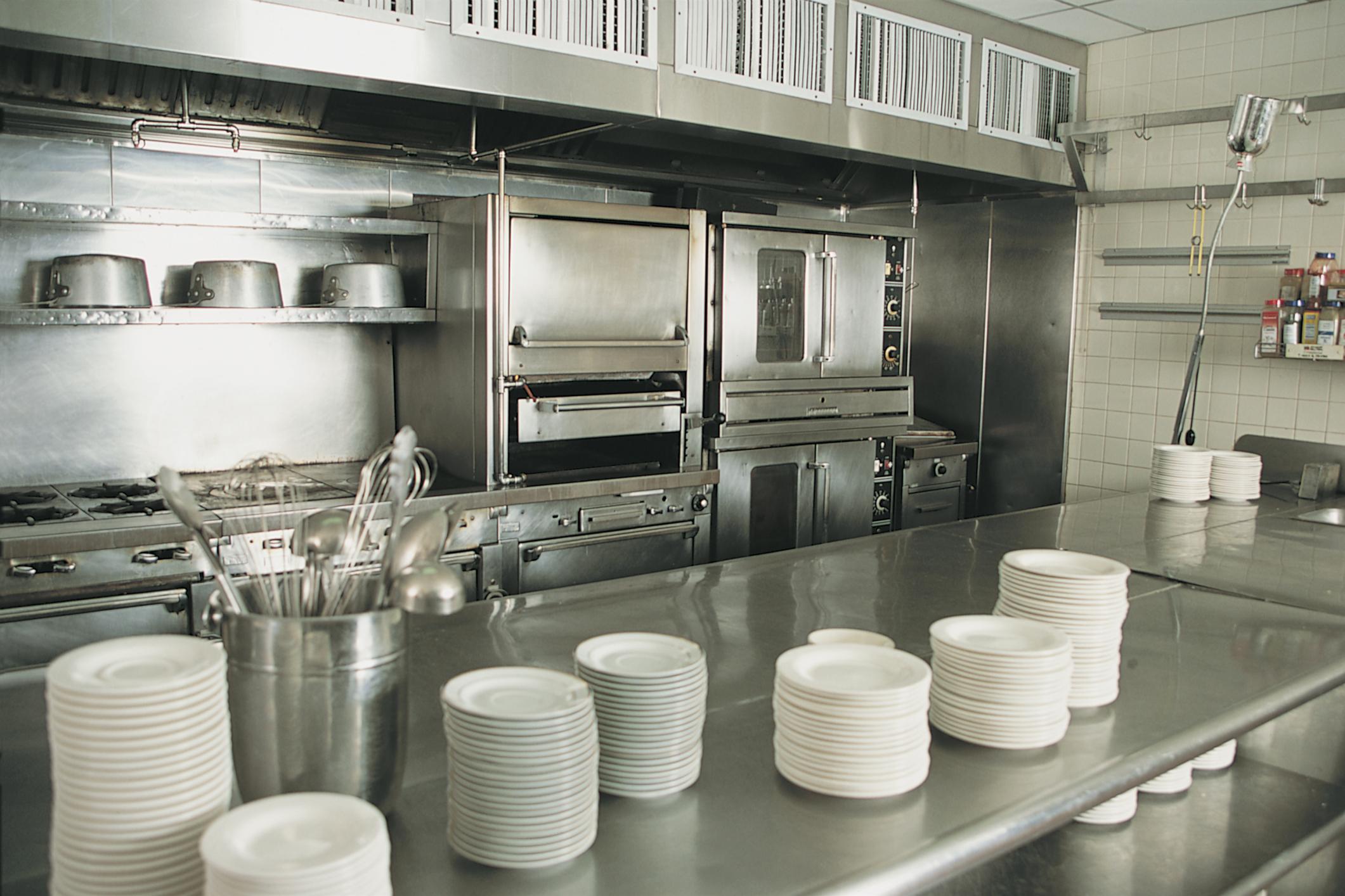Como Mantener Limpia La Cocina De Tu Restaurante