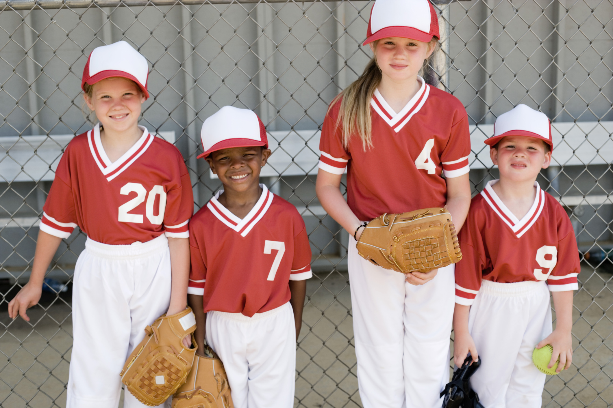 Funny Awards for Kids Sports Teams