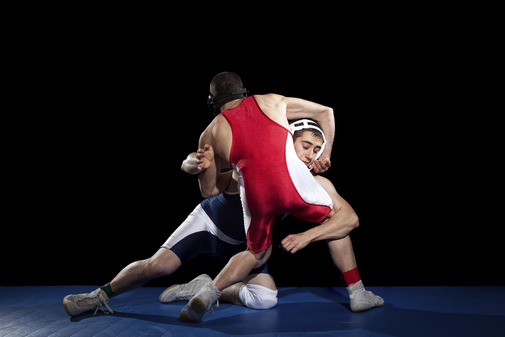 Ten Disadvantages to Wrestling