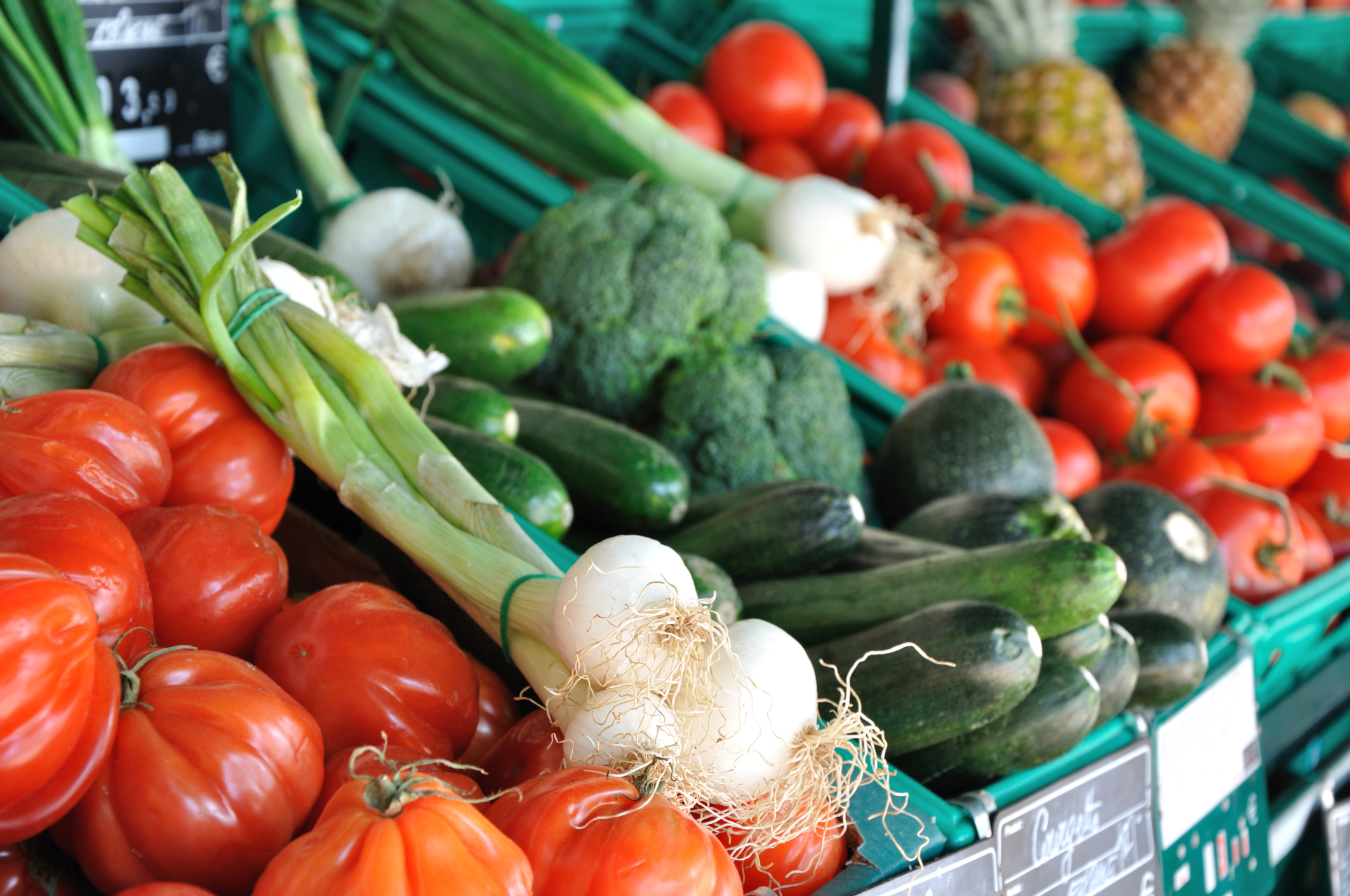 Organic Food Gift Baskets