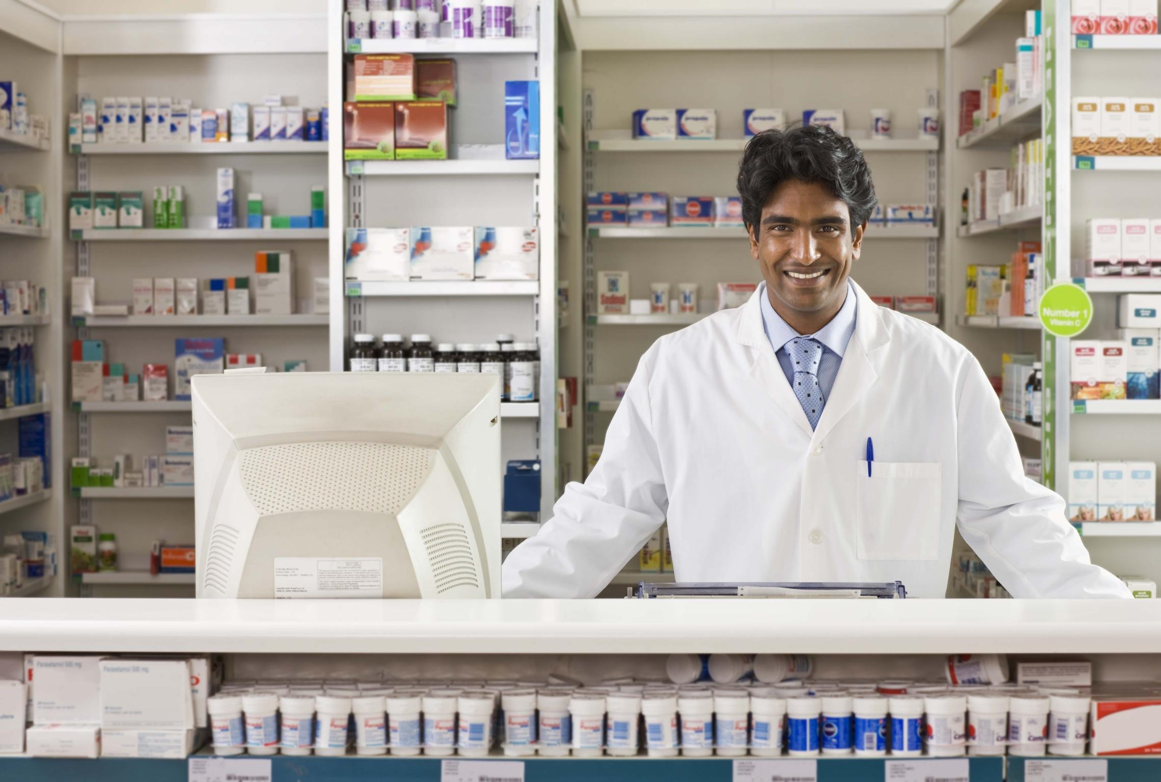 salary of a first year pharmacist | chron