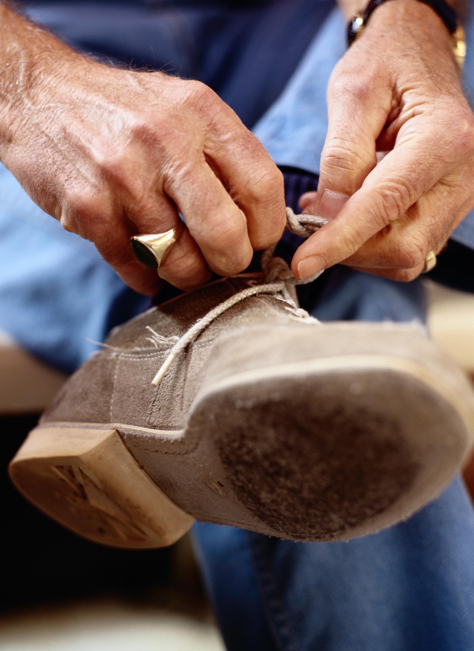 trabajo Poner levantar  Cómo detectar si un par de zapatos Timberland es falso