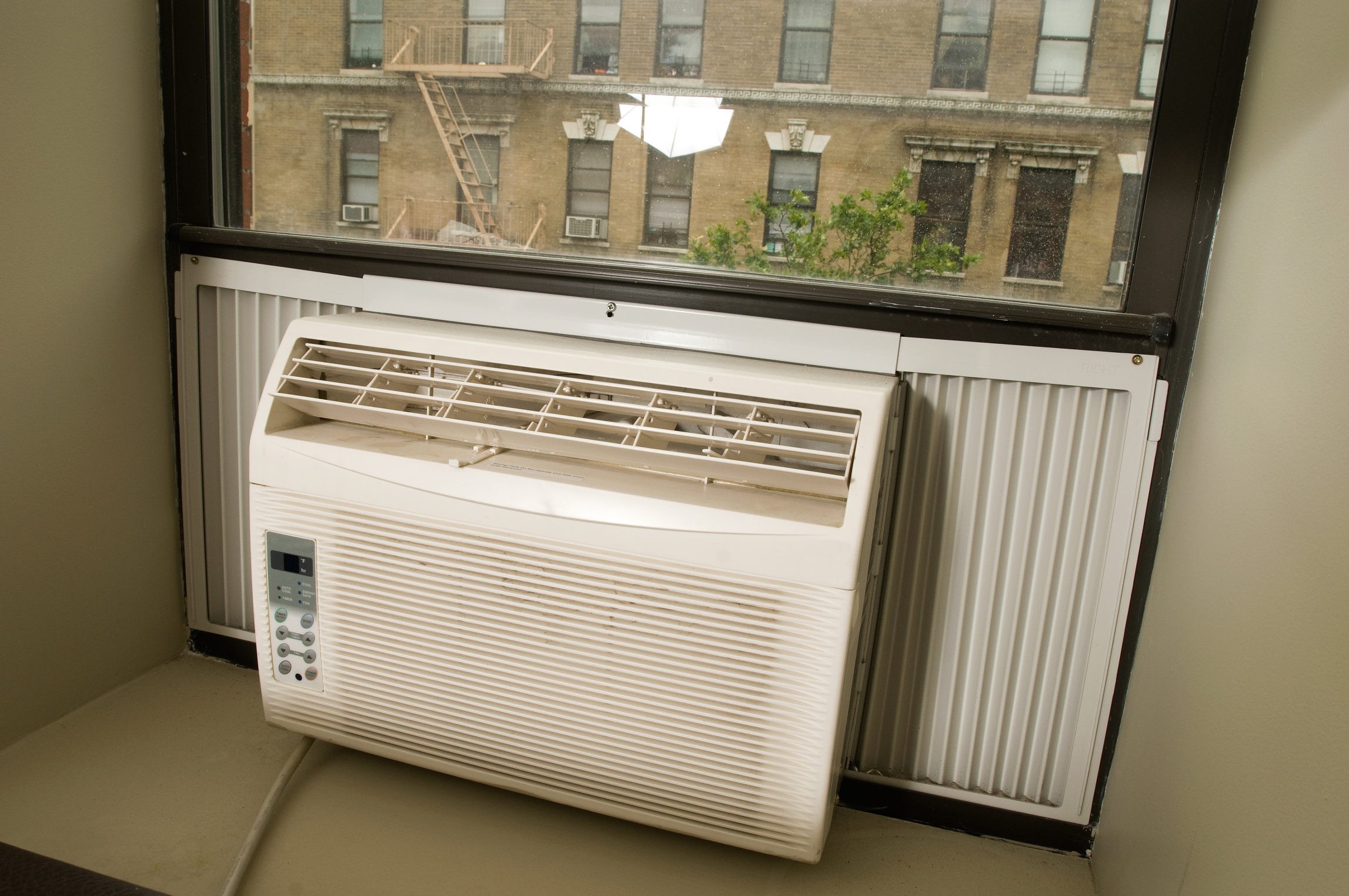 hampton bay window air conditioner mitsubishi do landlords have to supply air conditioning home guides sf gate