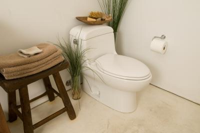 Awe Inspiring How To Install Toilet Seat Bumpers Home Guides Sf Gate Machost Co Dining Chair Design Ideas Machostcouk