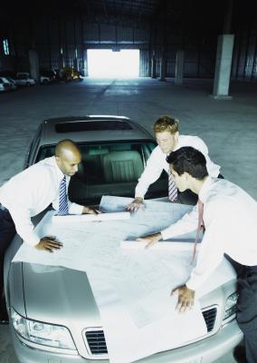 What Kind Of Education Or Training Does A Car Designer Need Work Chron Com