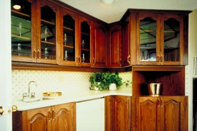 How to Match Kitchen Colors With Woodwork   Home Guides ...