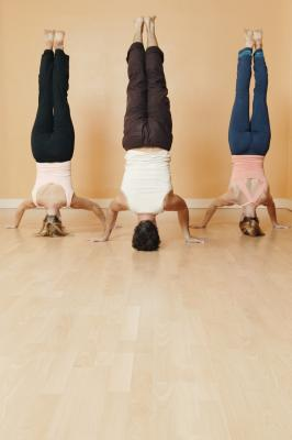 risks  benefits of yoga headstands  healthy living