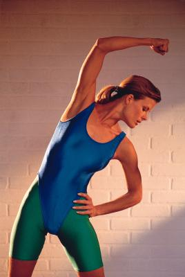 upper body dynamic stretches  healthy living
