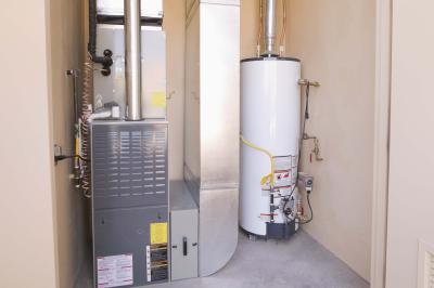 How To Enclose A Furnace Room