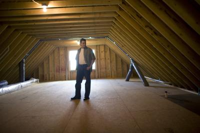How To Decide The Location Of Stairs For An Attic | Home Guides | SF Gate