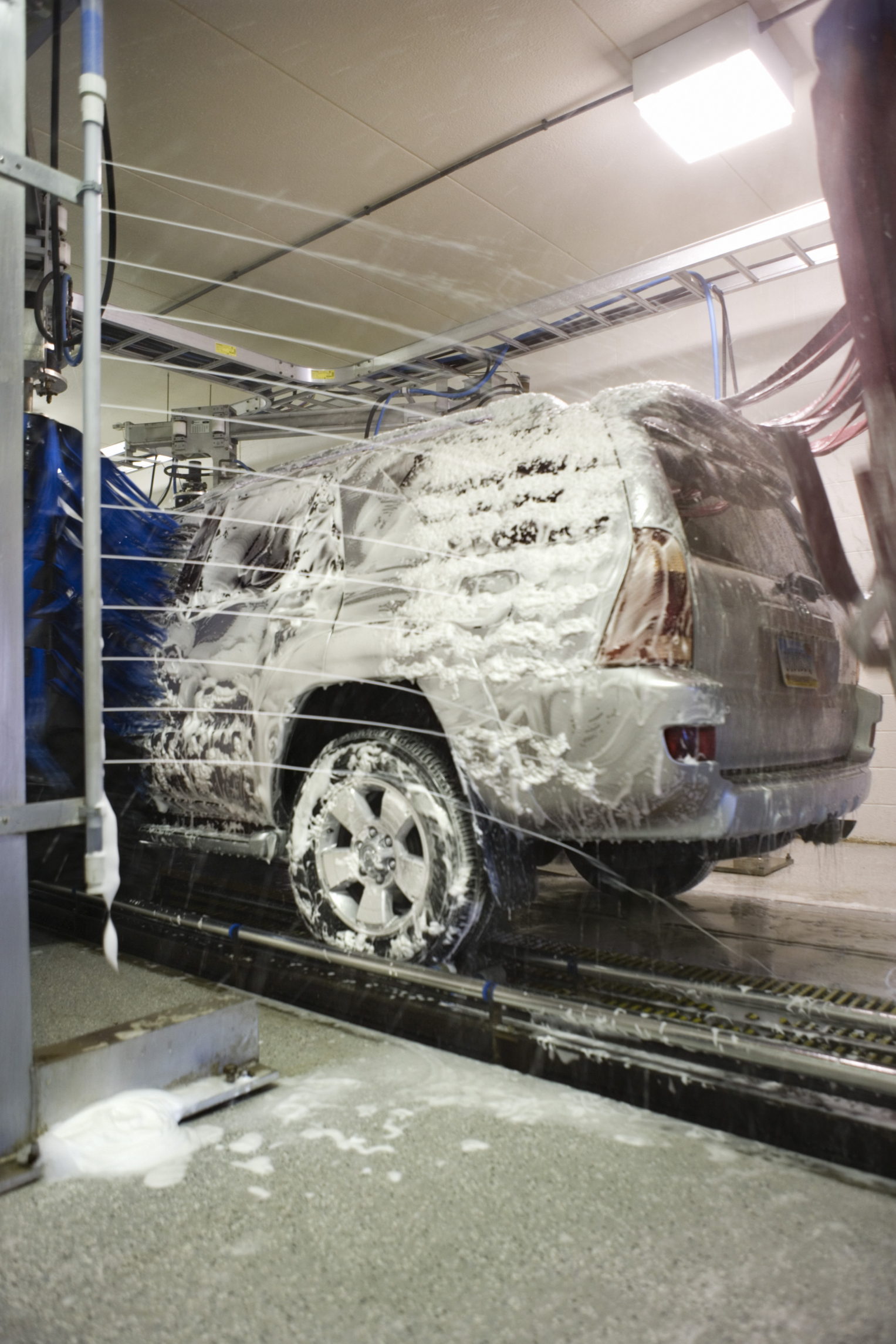 How Much Money Is Needed for a Car Wash Business? | Chron com