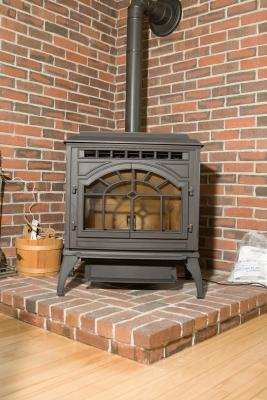 How to Keep a Pellet Stove Window Clean | Home Guides | SF Gate