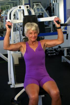 triceps exercises that don't strain the wrists  healthy