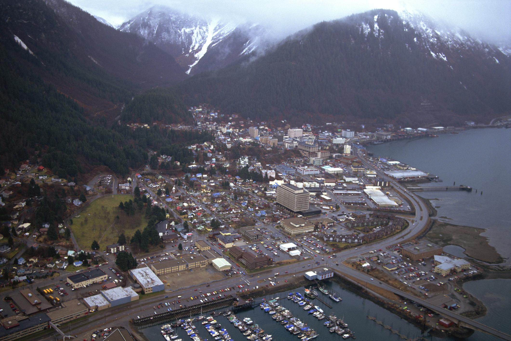 Juneau hook up