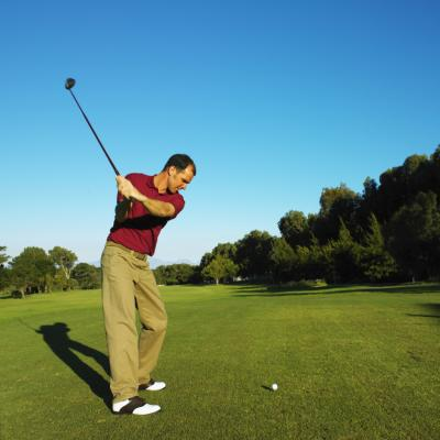 How to Extend Your Right Arm During Downswings | Chron com