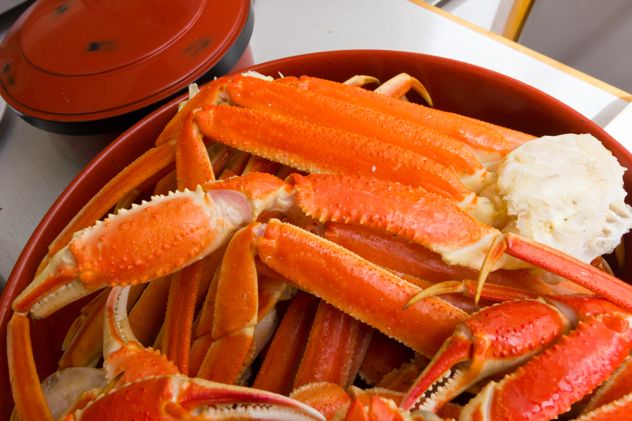 1 Lb Snow Crab Legs Calories