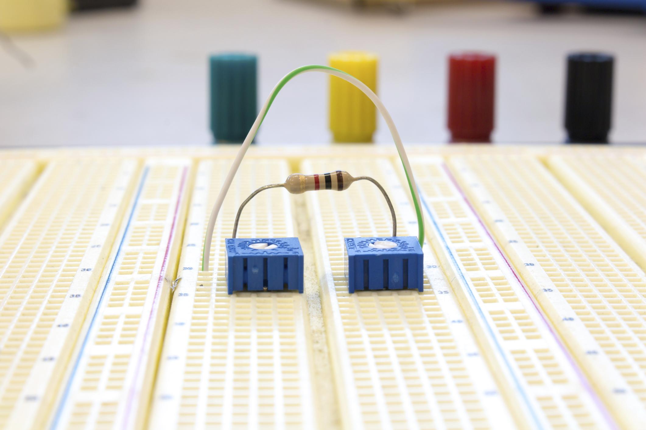 What Is Tolerance In Resistors Sciencing Resistor Color Code Chart 8211 Understanding Resistance Coding