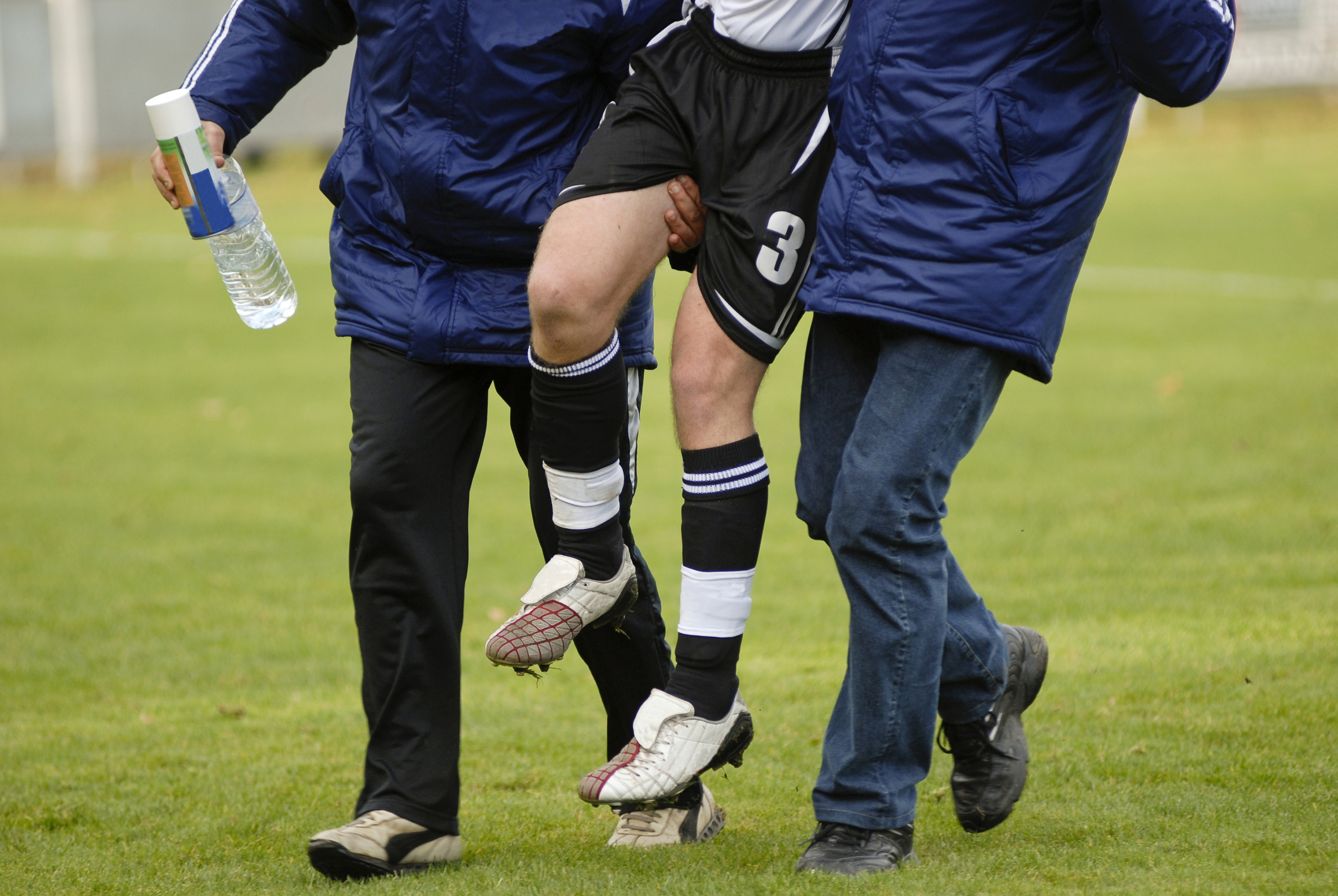 Do You Get Hurt More in Soccer or Football?