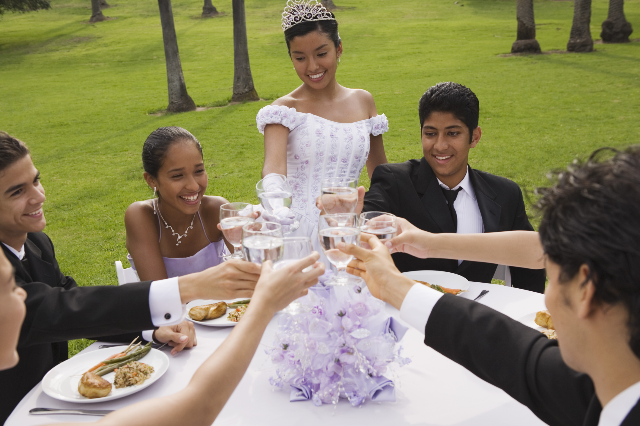Quinceanera and Chambelan Outfit Ideas
