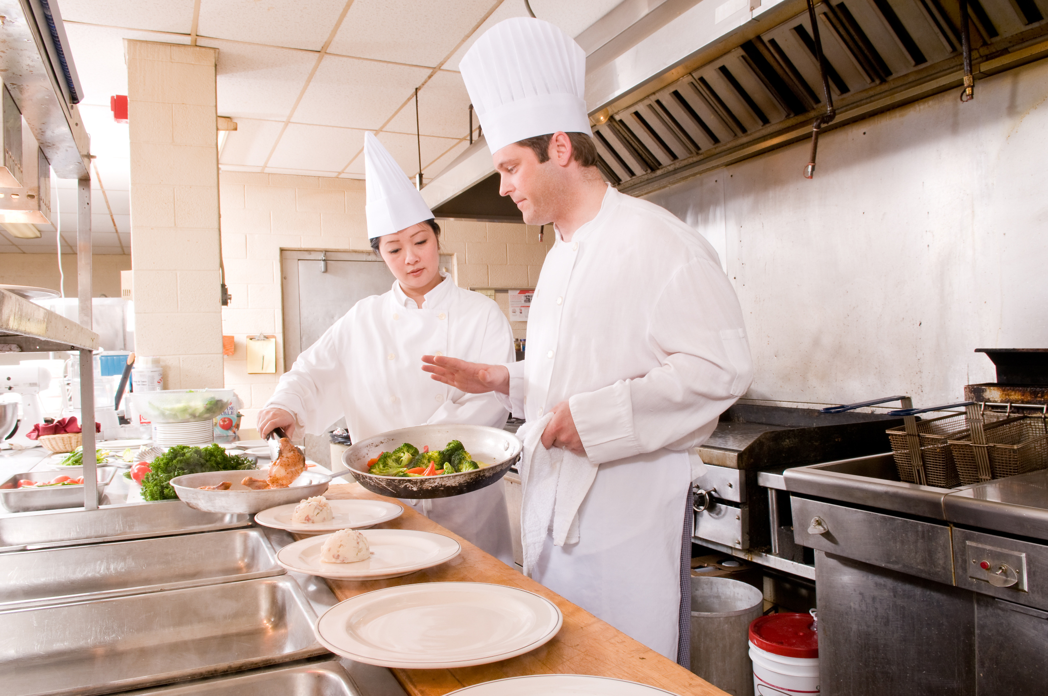 About Food Safety Sanitation Management | Chron com