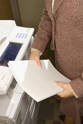 What Causes Streaks on a Copier? | Chron com