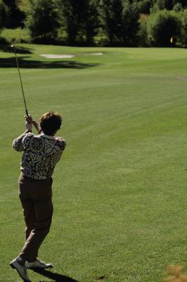 Timing of the Release in a Golf Downswing | Chron com