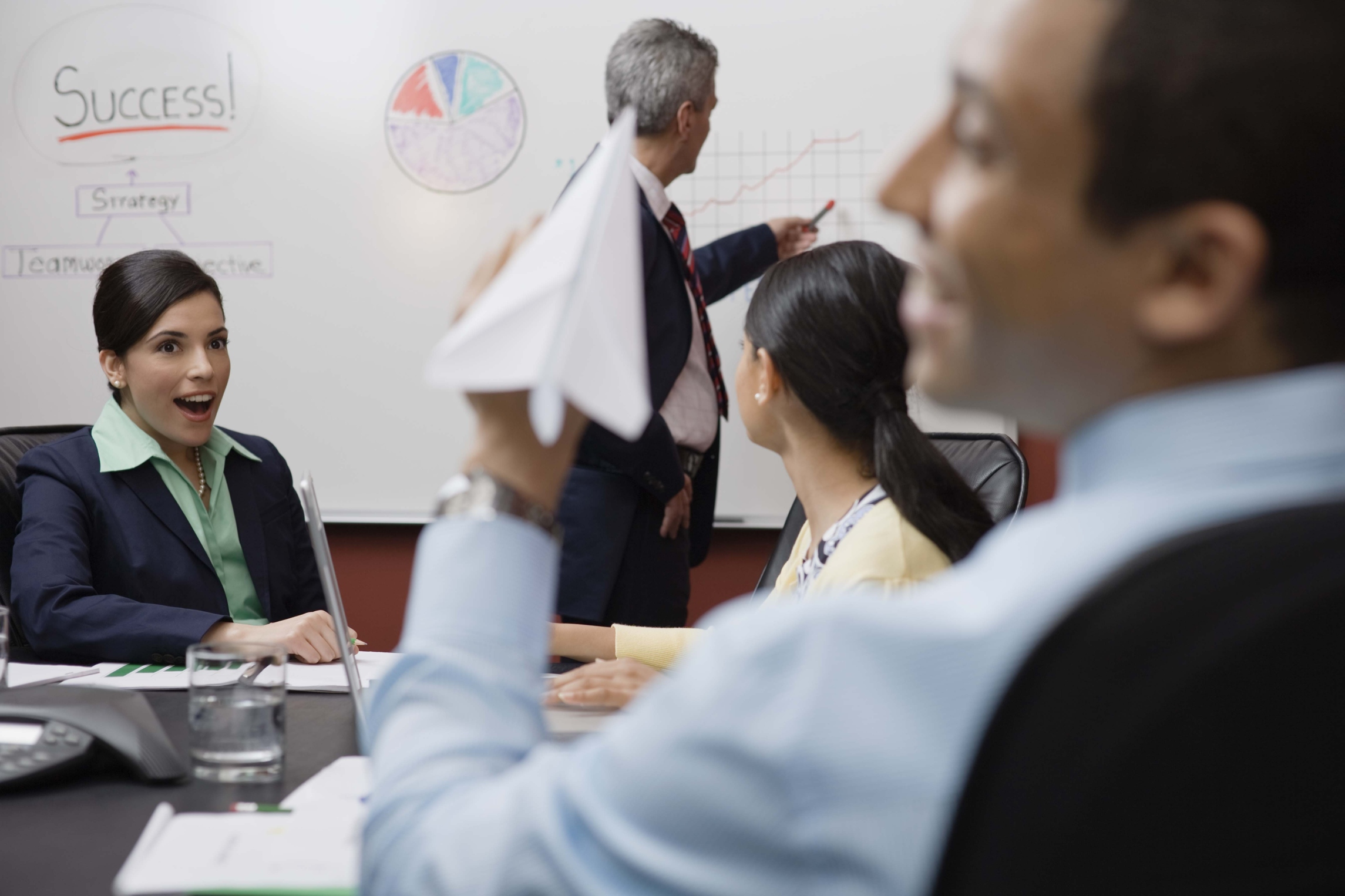 How to Address Someone's Bad Attitude at Work | Your Business
