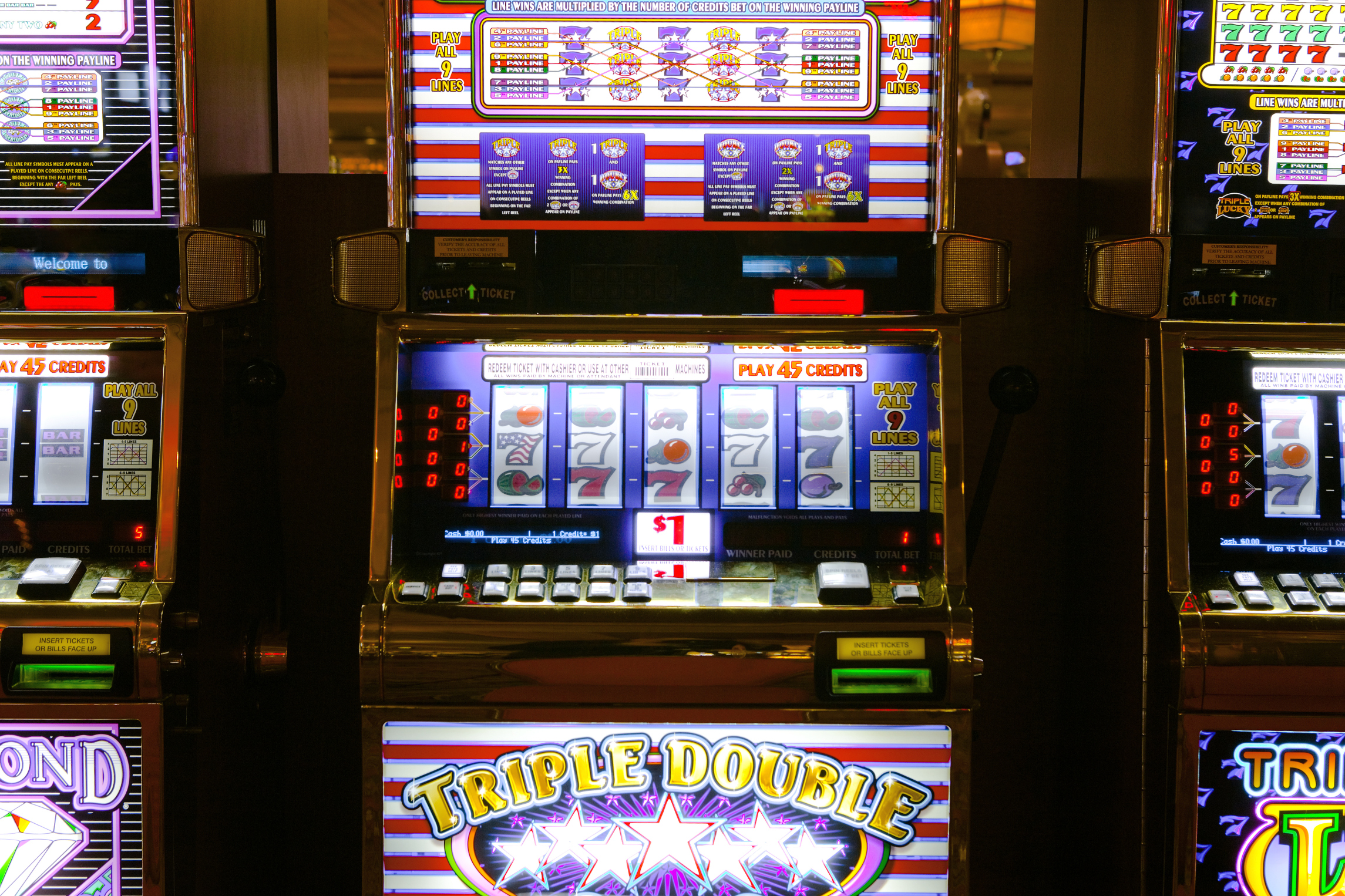 Best Slot Machines At Morongo