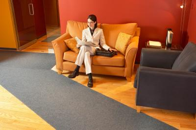 How To Decorate Your Home With An Orange Sofa