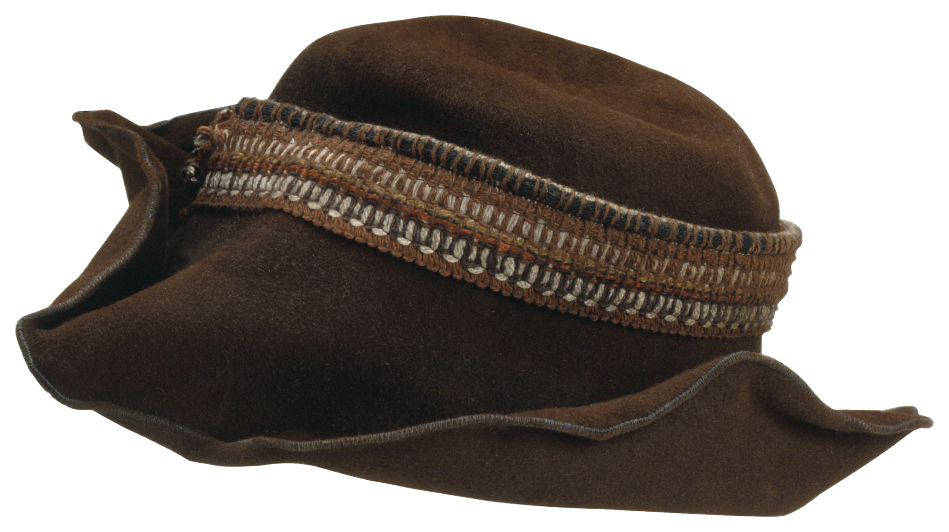 How to Firm a Hat Brim