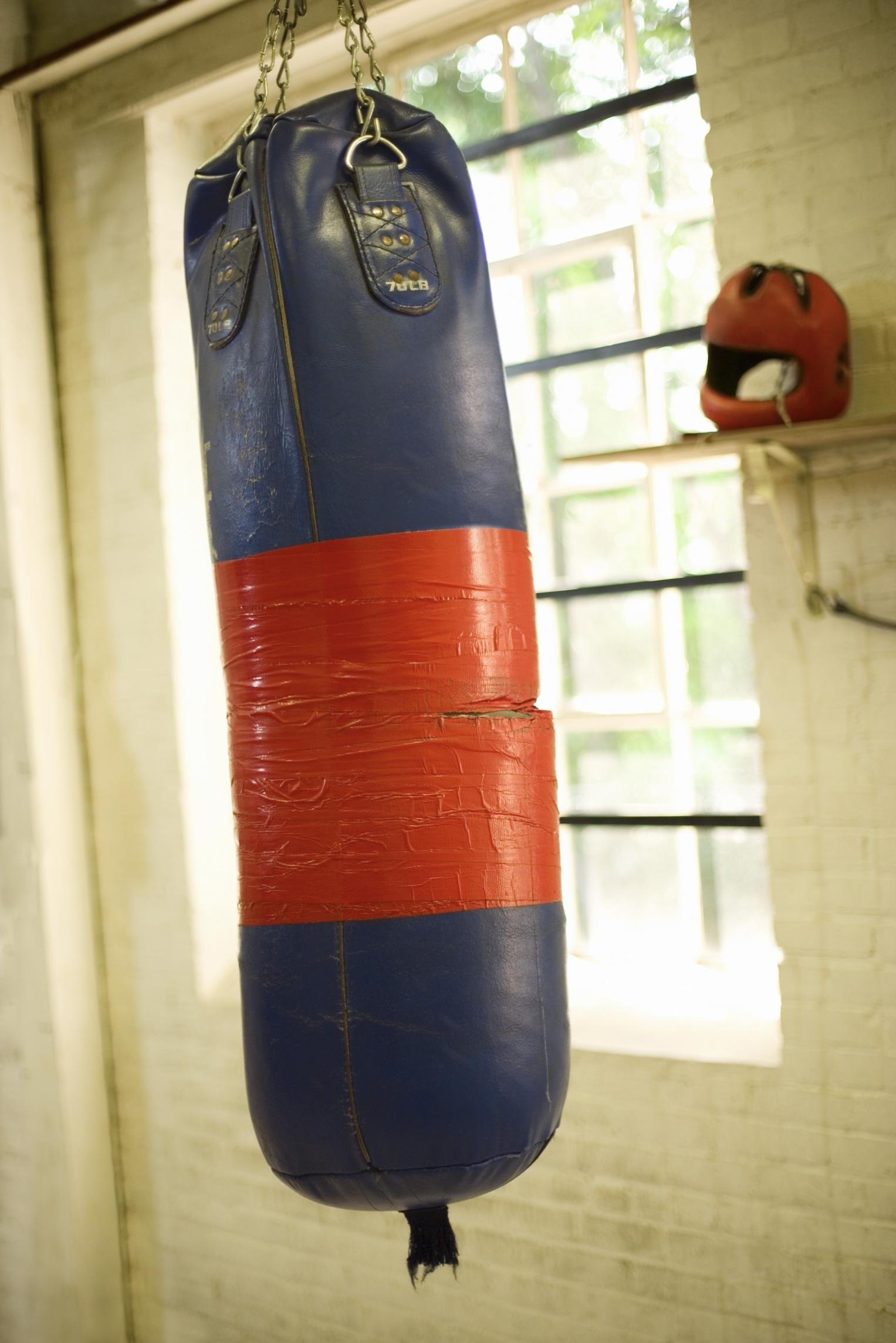 db0218727 Como fazer um saco de boxe caseiro