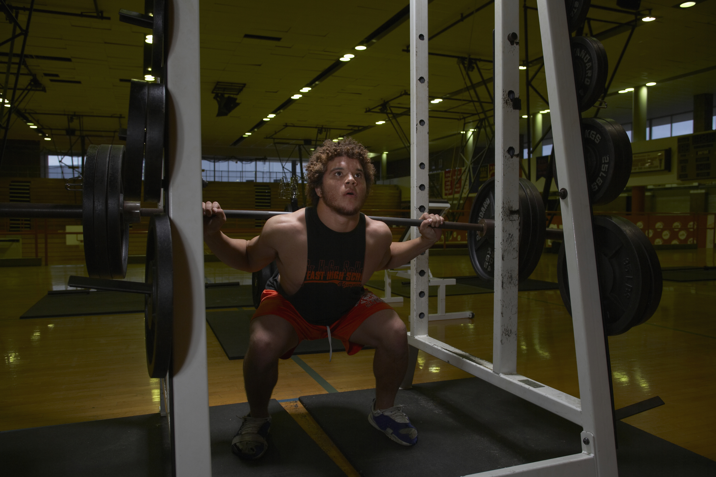 How to Build Muscle for Teenage Guys | Chron com