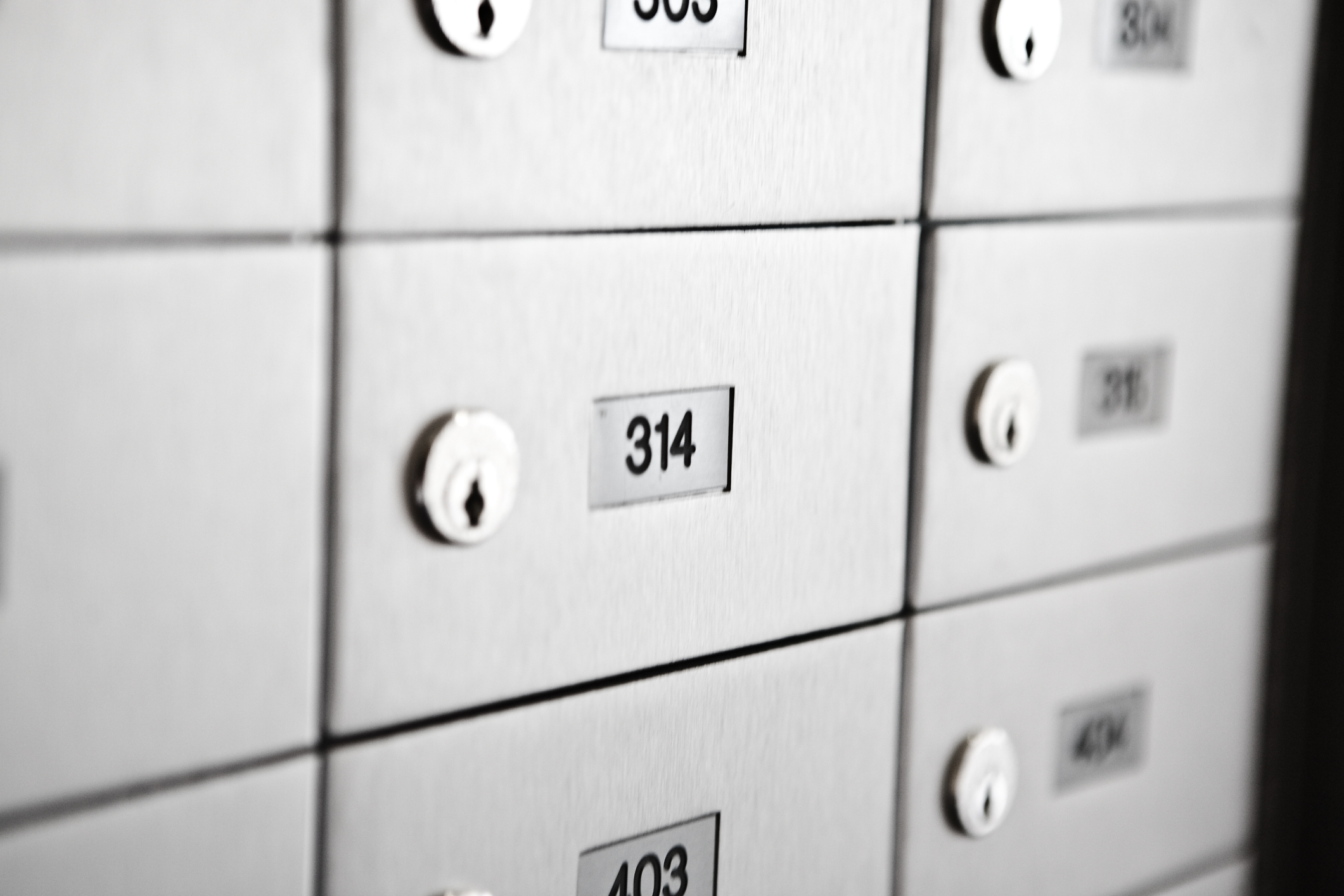 How to Get Someone's Post Office Box Number | Bizfluent