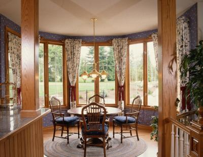 How To Decide On A Window Treatment For A Dining Room