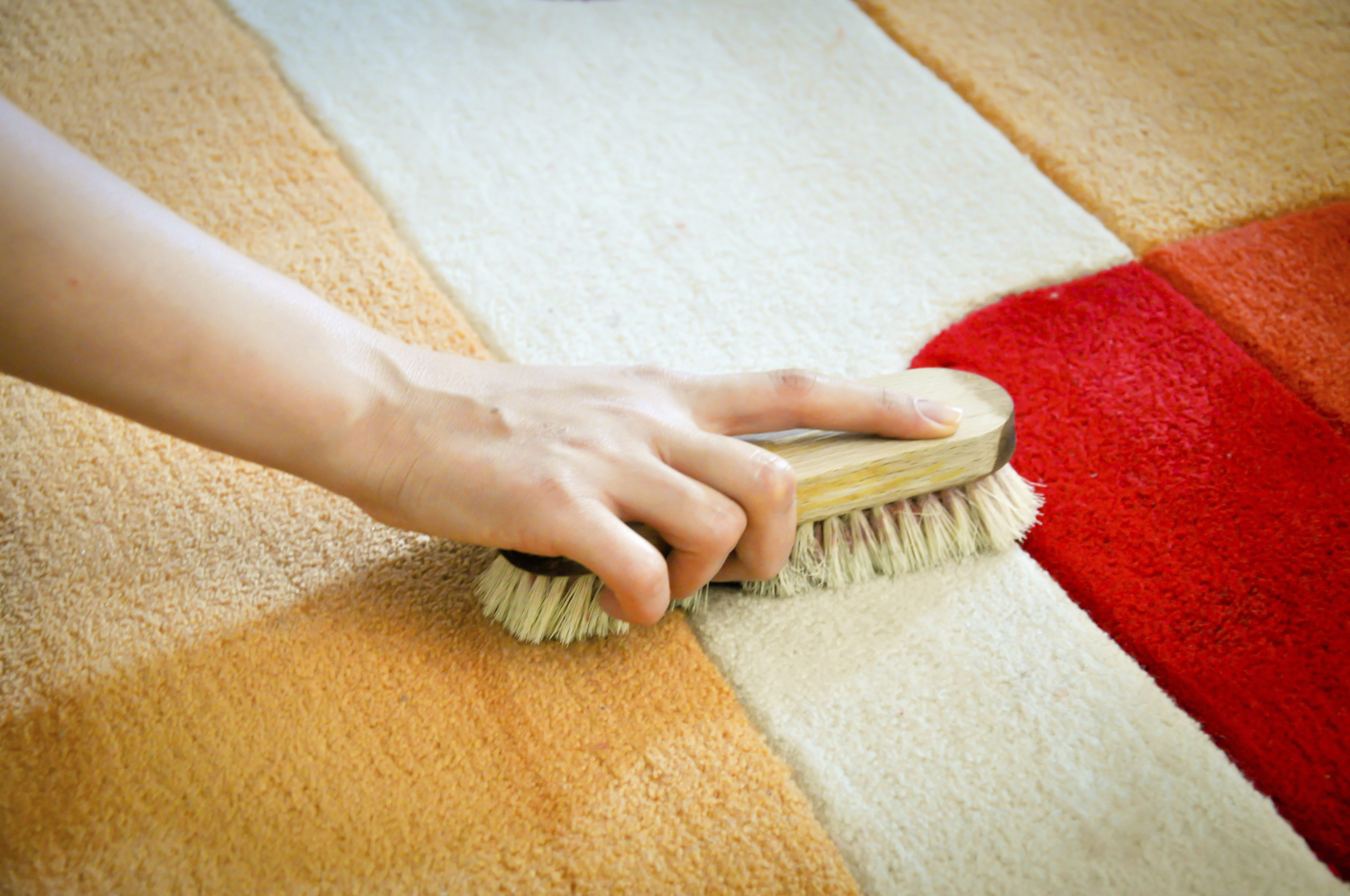 How Can I Clean The Carpet Safely For My Baby