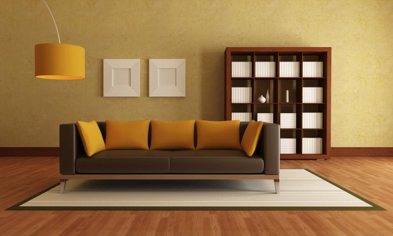 How To Use Yellow Paint With Brown Leather Sofas Home Guides Sf Gate