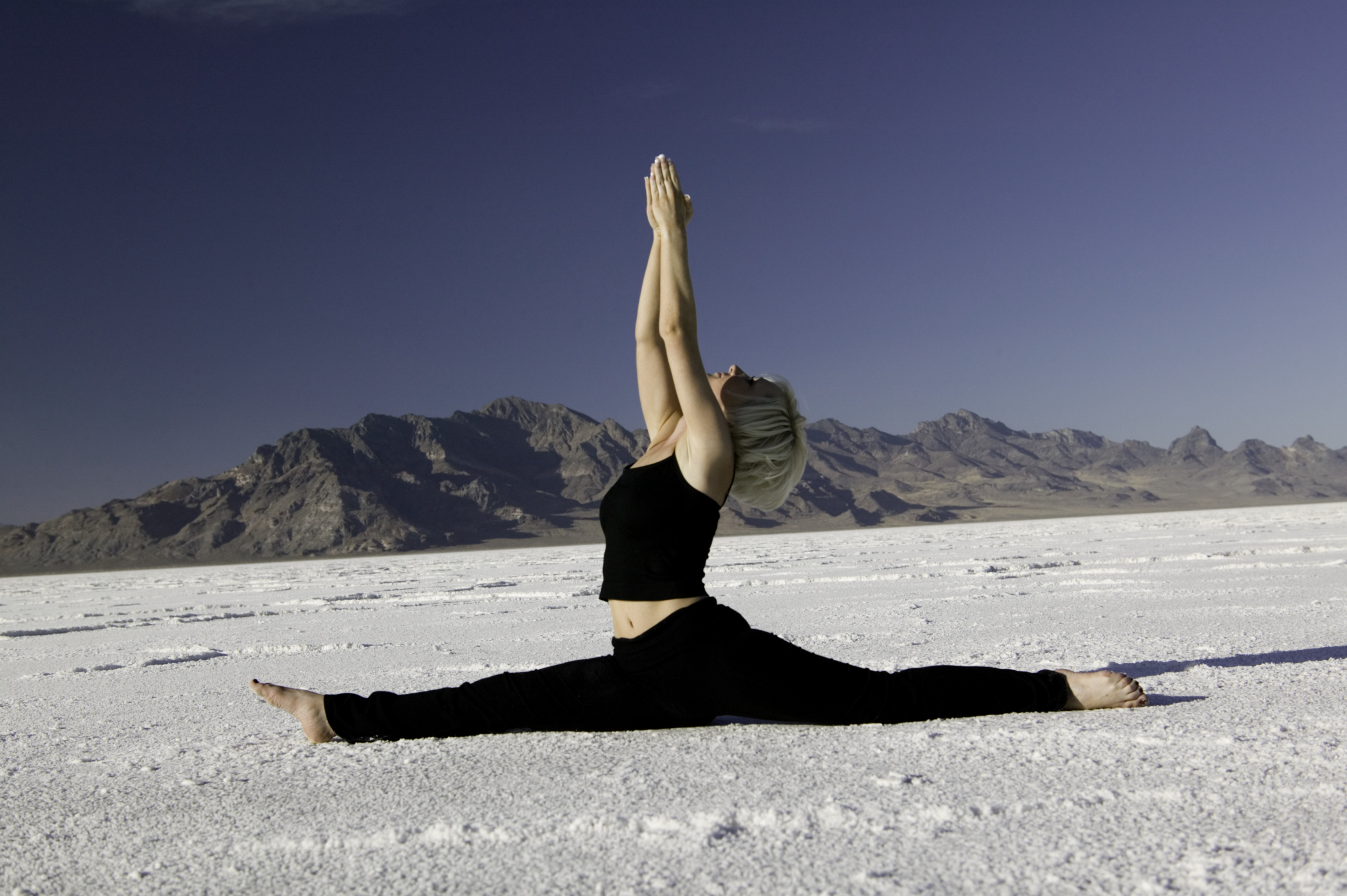 What Muscles Need to Be Stretched to Do the Splits? | Chron com