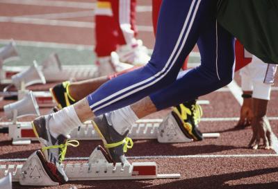 Do Sprinters Wear Socks? | Live Healthy